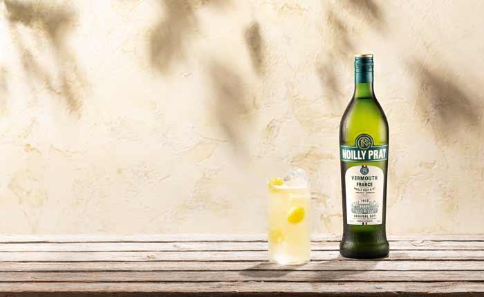 Noilly Prat als Le Sud Drink genießen