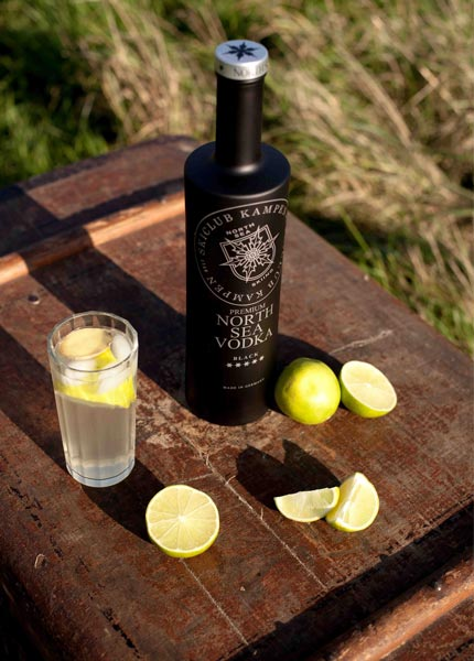 Handcrafted North Sea Vodka