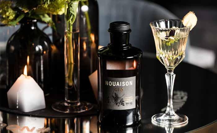 Signature Drink mit dem G'Vine Nouaison