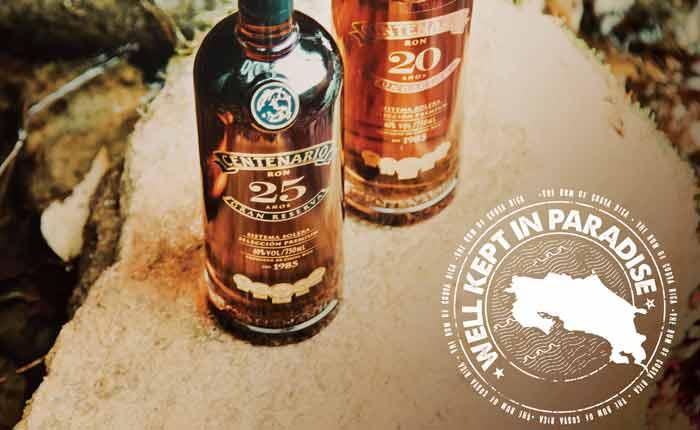 Probieren Sie die Vielfalt von Ron Centenario Rum