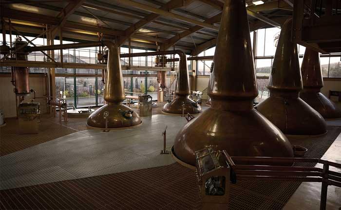 So wird Whisky hergestellt