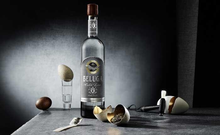 Gold Line Vodka von Beluga