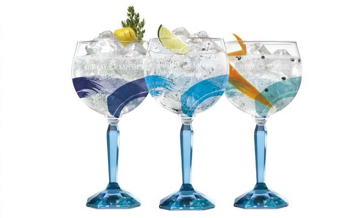 Cocktails mit Bombay Gin harmonieren fast immer!