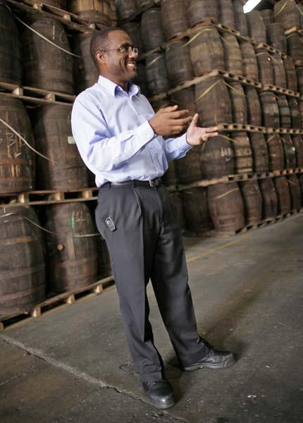 Der Masterblender von Angostura Rum erklärt die Geschichte