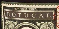 Botucal Rum Ron