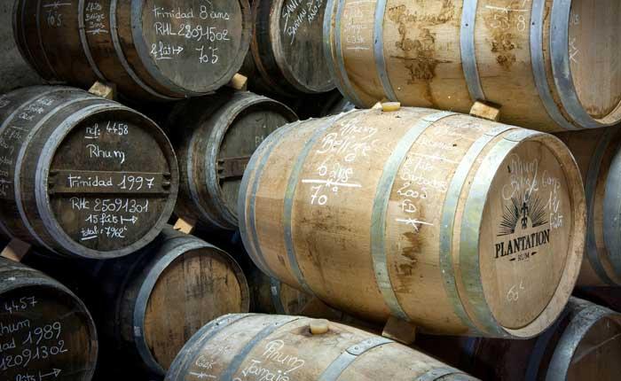fassgelagerter Rum für besten Genuss
