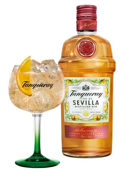 Tanqueray Sevilla - Der wohl sommerlichste Gin Tonic