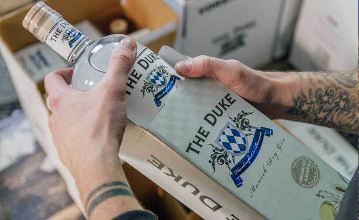The Duke Gin- Bayrische Qualität die überzeugt