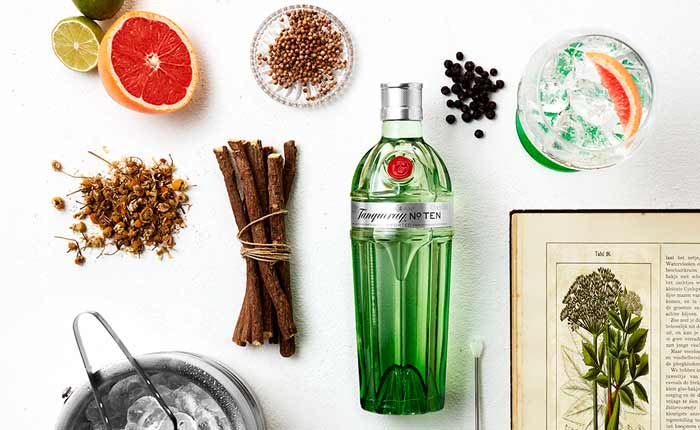 Tanqueray No. 10 Small Batch Gin