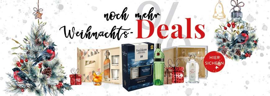 Nutzen Sie die mySpirits Weihnachtsdeals und sparen Sie beim Geschenke-Einkauf!