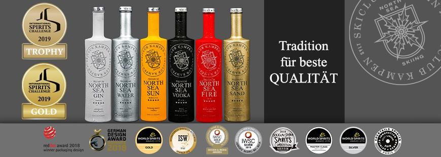 Erleben Sie feinste Spirituosen aus Sylt mit Skiclub Kampen