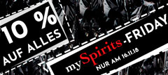 Nur heute: 10 % Rabatt auf das gesamte Spirituosen-Sortiment von mySpirits.eu - jetzt zugreifen und für Weihnachten sichern!