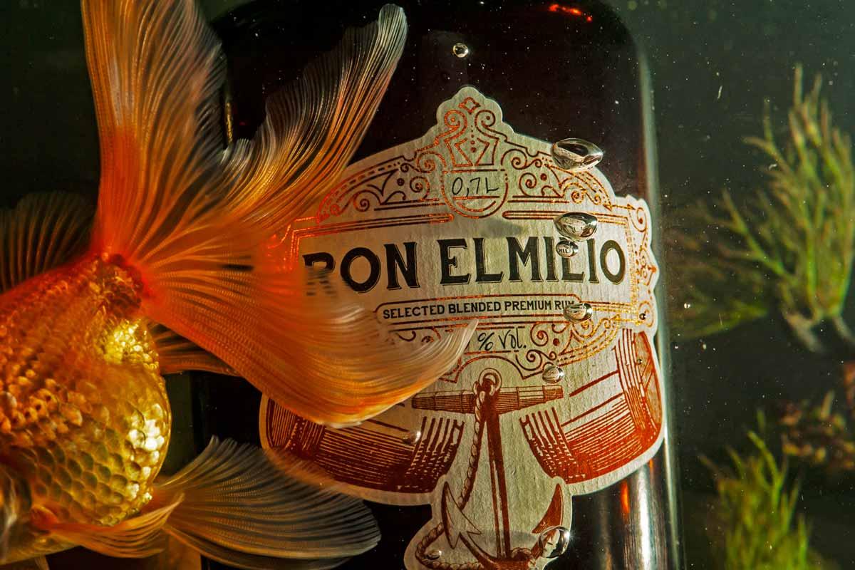 Ron Elmilio Premium Rum