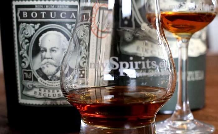 Ron Botucal ist ein brauner Rum aus Venezuela